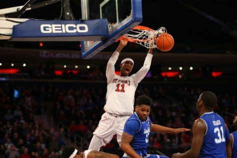 St. John's tops Seton Hall, 78-70
