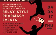 Lambda Kappa Sigma to host Pharmacy Wars
