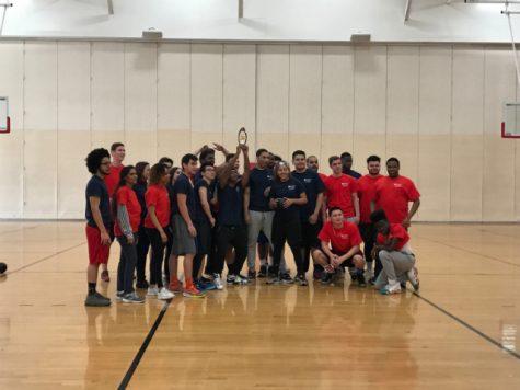 CPS hosts first ever dodgeball fundraiser