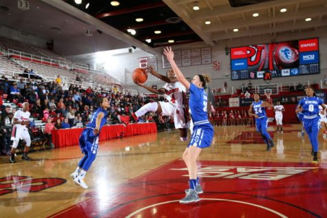 St. John's Women Finish Another Positive Season