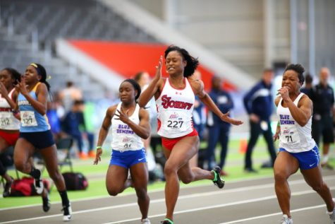 Track and Field breaks school records