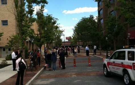 Earthquake Hits East Coast, Affects St. John's Campuses