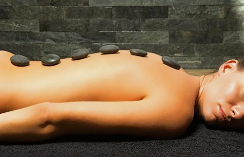 Spa week relieves New Yorker's stress