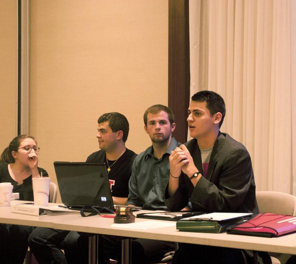 S.G.I. Proposes Innovations and Changes at Floor Meeting