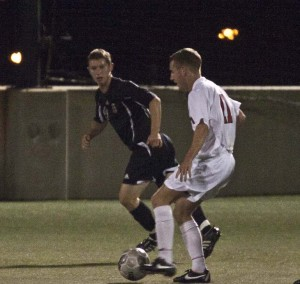 Men's Soccer Team Wins Big East Tournament