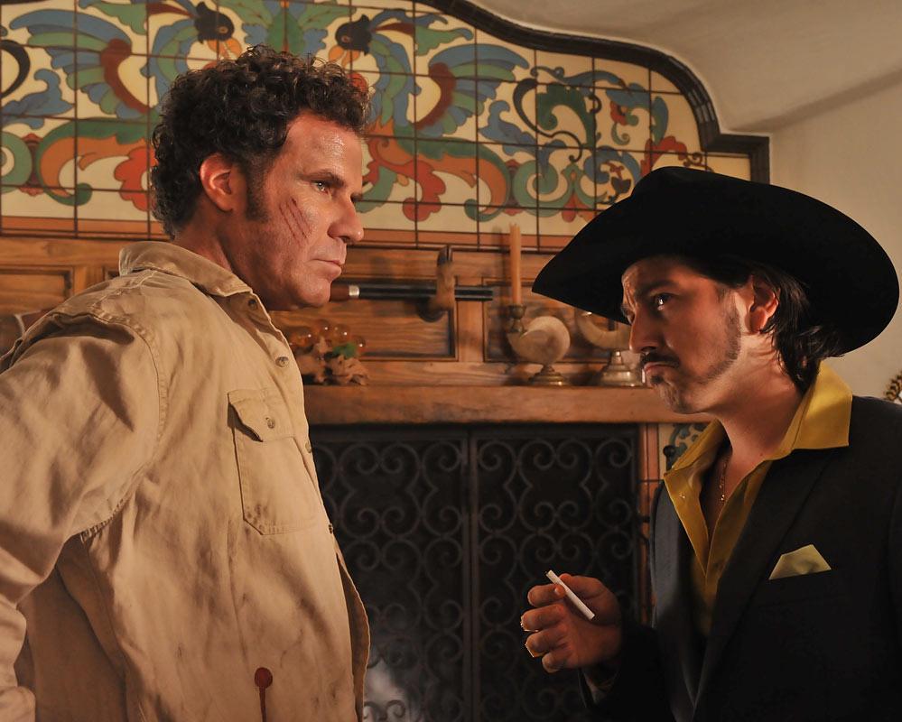 Will Ferrell's Casa delights