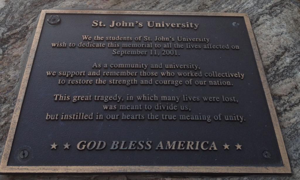Manhattan+Campus+Remembers+9%2F11