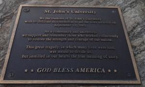 Manhattan Campus Remembers 9/11