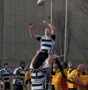Local Rugby Club Started At STJ Continues