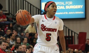 Johnnies Exit Tourney Despite Heroic Double OT Effort