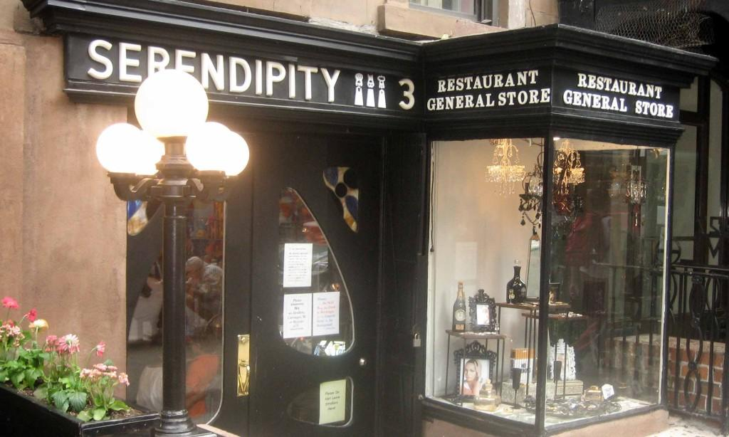 Serendipity Leaves One Marvel-lous