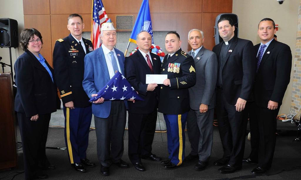 St. John's Veterans Get a Voice