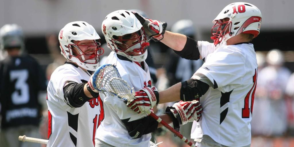 Lax Scores Statement Win