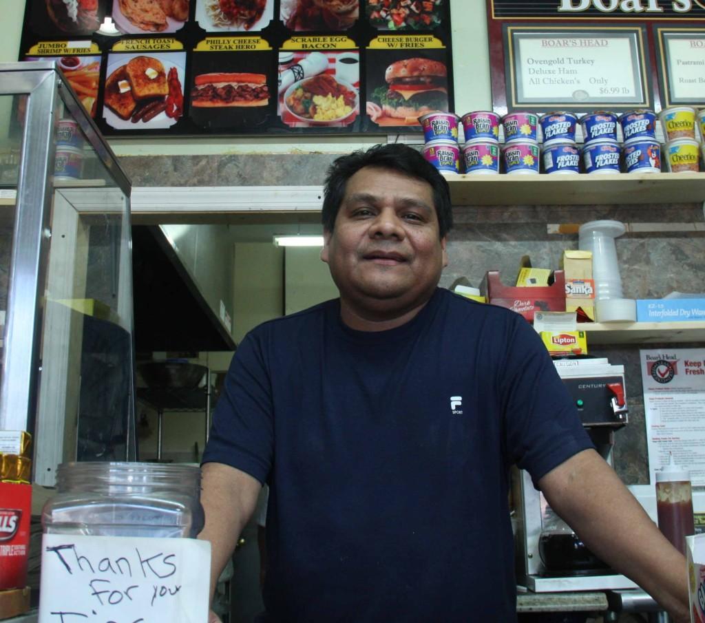 St. John's-Famous Deli Clerk Opens Business