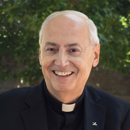 Rev. Joseph L. Levesque, C.M. named interim-President