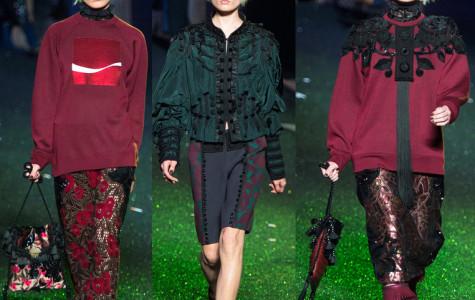 Fresh vibes at New York Fashion Week