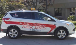 Public Safety emailed students Friday evening to announce arrest.