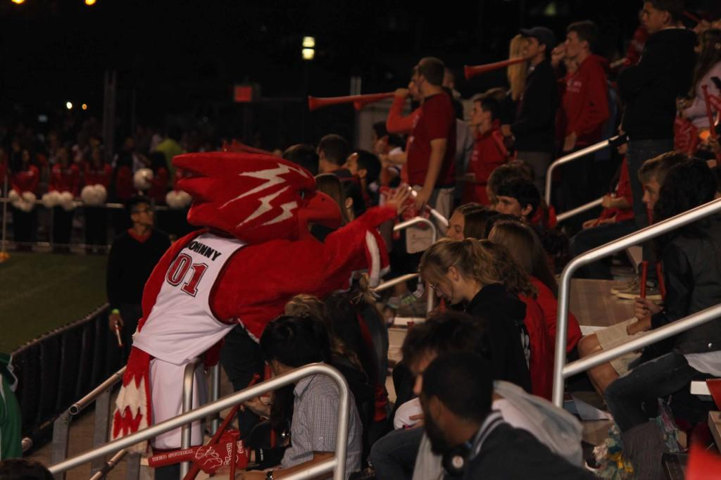 Johnny Thunderbird survives rebranding; will stay SJU's mascot