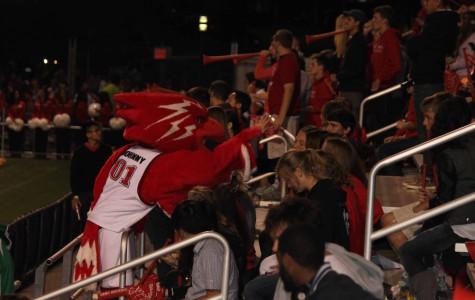 Johnny Thunderbird survives rebranding; will stay SJU's mascot