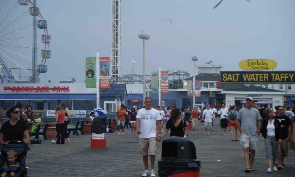 The+Jersey+Shore+boardwalk.+