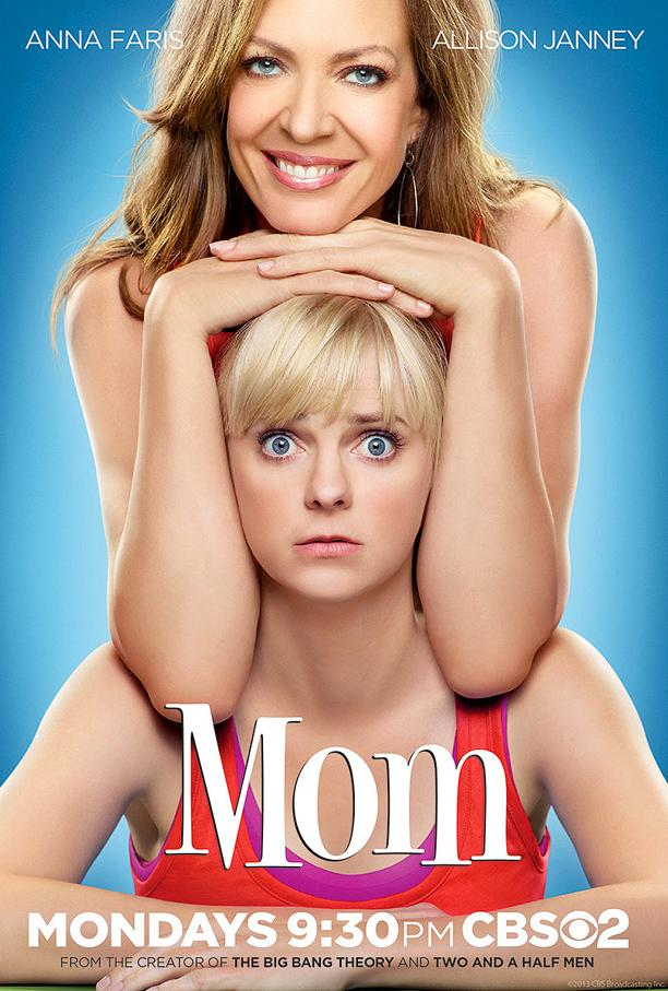 Funny girls Anna Farris and Allison Janney star in the new television series,