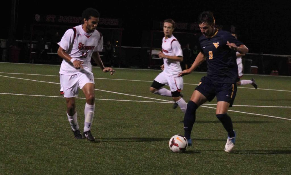 The whole soccer program has played well on the defensive side.