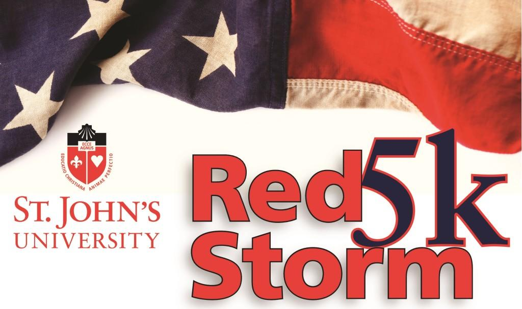 Red Storm 5K coming to campus on Oct. 27.