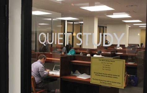 Provost approves funding for 24-hour library floor