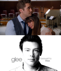 Glee bids farewell to Cory Monteith