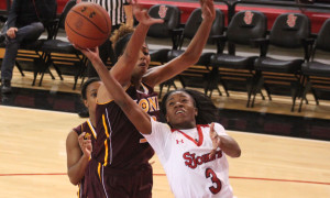 Handford's 32 leads all against Gaels