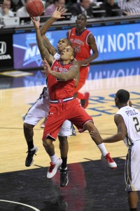 D'Angelo Harrison averaged 19.7 points in his last three games for SJU.