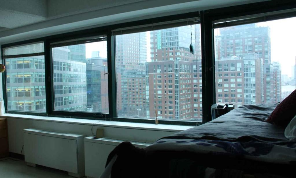 St. John's will no longer provide Manhattan dorms for students like the one pictured here.