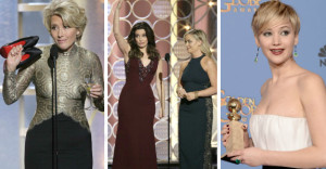 The 2014 Golden Globed recap