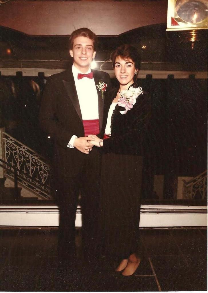 Bob and Mary Ann will celebrate their 25th wedding anniversary this year