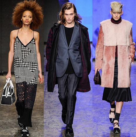 Nostalgia with modern twists at NYFW