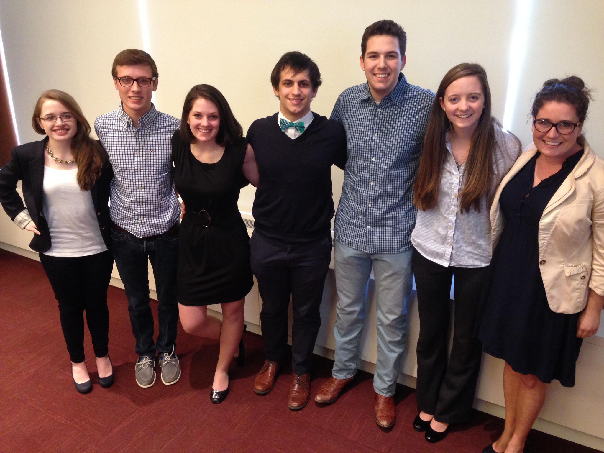 Led by junior senator Jenny Rankin, IGNITE looks to invigorate school spirit.