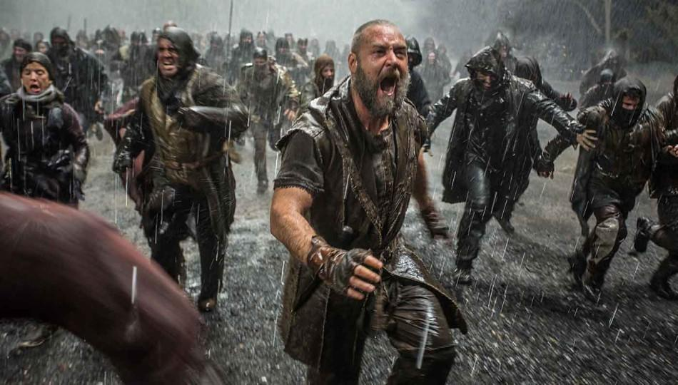 Noah finished #1 opening weekend grossing $43.7 million.   Photo: Paramount