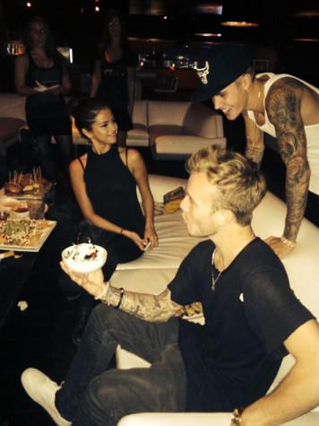 JB and Selena