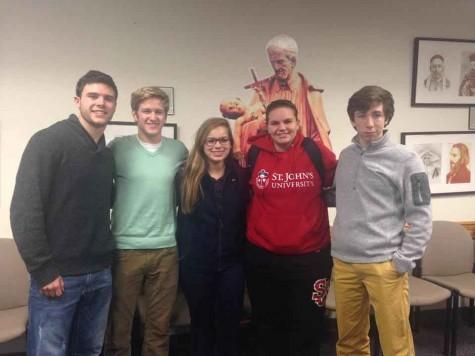 New freshmen reps act as advocates, gain experience within SGI