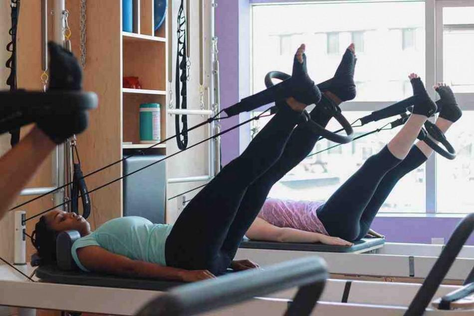Pilates Bodies NY offers an array of machines and classes.