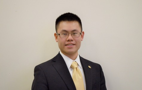 Andy Chang, CORE presidential candidate. Photo: CORE Facebook page