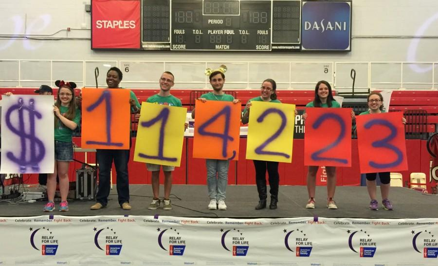 This year's Relay For Life broke records.