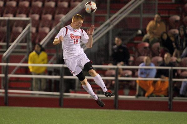 Tim Parker (Photo: Athletic Communications)