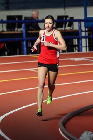 Michelle Van Pelt (Photo: Athletic Communications)