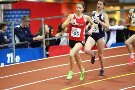 Stephanie Van Pelt (Photo: Athletic Communications)