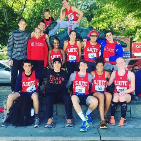 St. John's track club excited as racing season begins