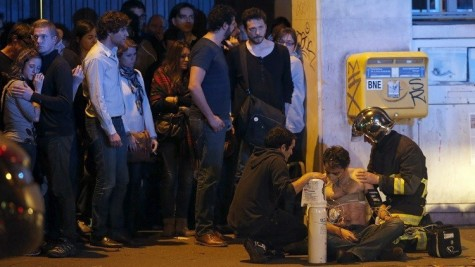 Paris: at least 129 reportedly killed, ISIS claims responsibility; St. John's Paris campus community accounted for