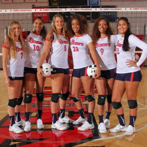 Volleyball: St. John's ends season with road losses