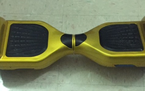 'Hover boards' are now banned after an NYPD spokesman said the item cannot be registered in the Department of Motor Vehicles.