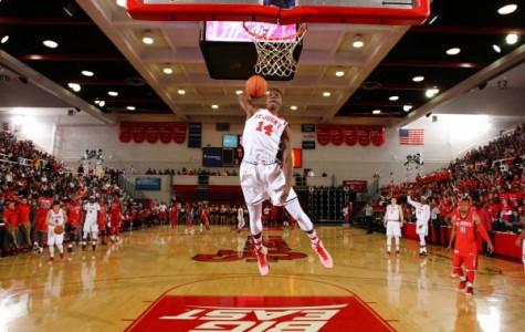 (Photo: Athletic Communications)